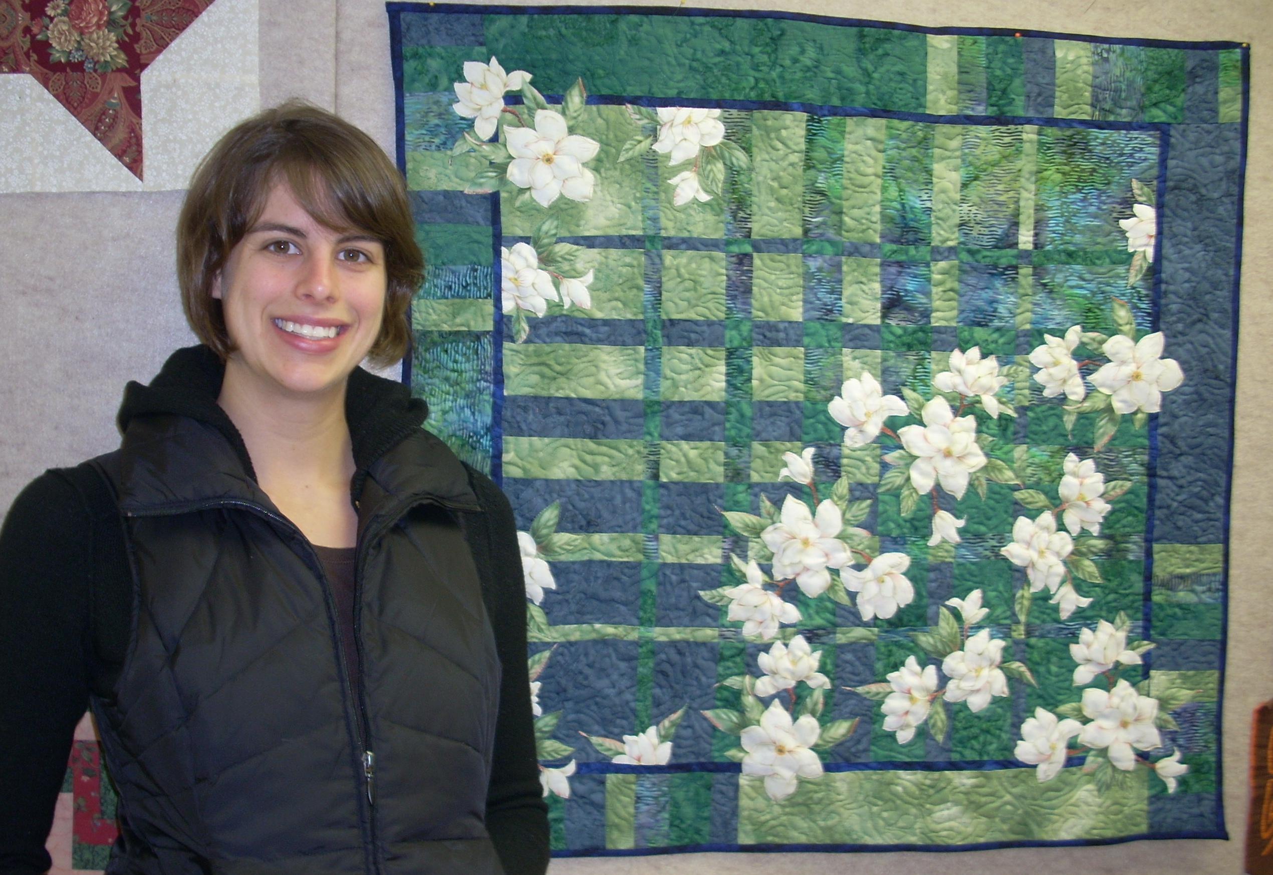 MLQ Member Quilts | Main Line Quilters : magnolia quilt - Adamdwight.com